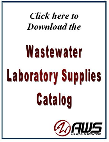 Water/Wastewater Laboratory Supplies Catalog