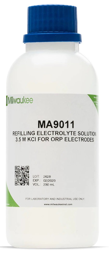 170-4535 - Refilling Electrolyte Solution 3.5 M KCI
