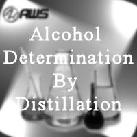 #170-4510 - Alcohol Determination By Distillation Followed by Hydrometry Assembly