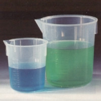 #170-1075 - Beakers, PP, Reusable, Griffin Style 5L