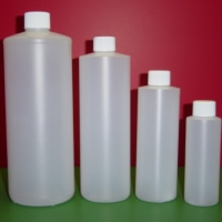 #030-8112 - Bottle,HDPE, Narrow Mouth