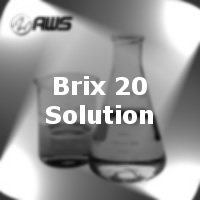 #170-4060 - Brix 20 Solution - (1/2 oz size)