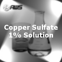 #170-4081 - Copper Sulfate 1% Solution - (4 oz size)