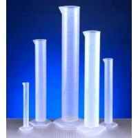#030-9841 - Graduated Cylinder, PP, Reusable - (250 ml)