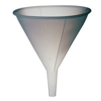 #031-1137 - Funnel, Plastic, Large, HDPE