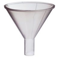 #031-1353 - Funnel, Plastic, Powder -  (65 mm)