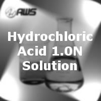 #170-2170 - Hydrochloric Acid 1.0N Solution (16 oz)