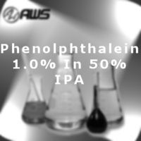 #050-6674 - Phenolphthalein 1.0% in 95% IPA (1 oz)