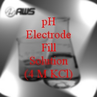#250-4500 - pH Electrode Fill Solution 4 Molar KCl - (125 ml)