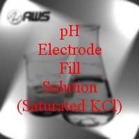 #360-3353 - pH Electrode Fill Solution Saturated KCl - (125 ml)