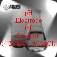 #250-4515 - pH Electrode Fill Solution 4Molar KC l/AgCl - (125 ml)