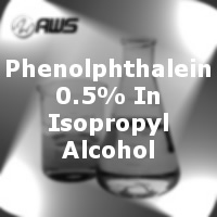 #170-4277 - Phenolphthalein 0.5% in 50% IPA (1 oz)
