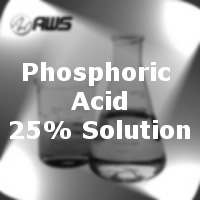#170-4648 - Phosphoric Acid 25% Solution (32 oz)