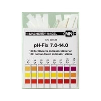 #361-4010 - pH Strips, Non-Bleeding - (0-12pH)(Measuring colored solutions)