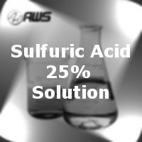 #170-3374 - Sulfuric Acid, 25% Solution - (16 oz)