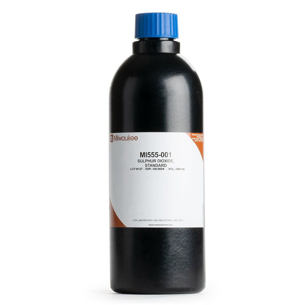170-5551 - Calibration Standard, SO2 (500ml)