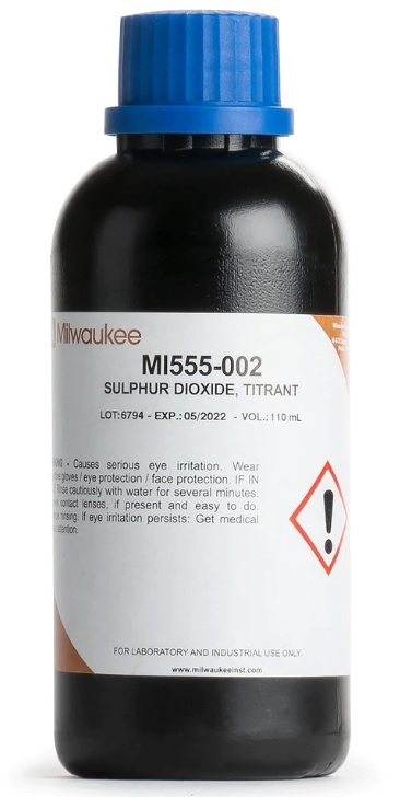 170-5552 - Titrant SO2 (100ml)